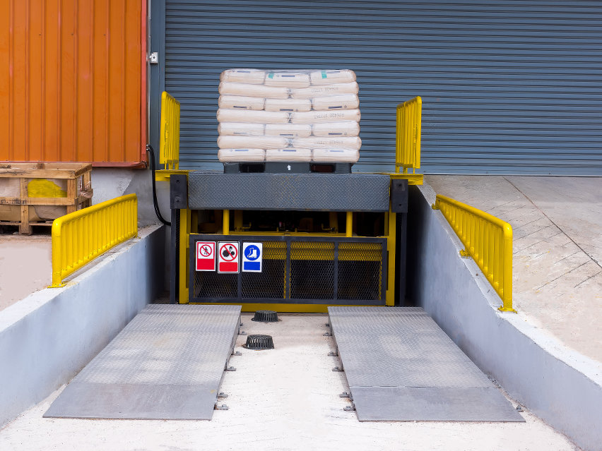 4 Must Know Tips For Loading Dock Leveler Safety
