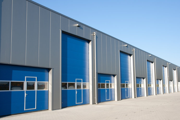 5 Reasons Why Your Warehouse Needs An Insulated Garage Door