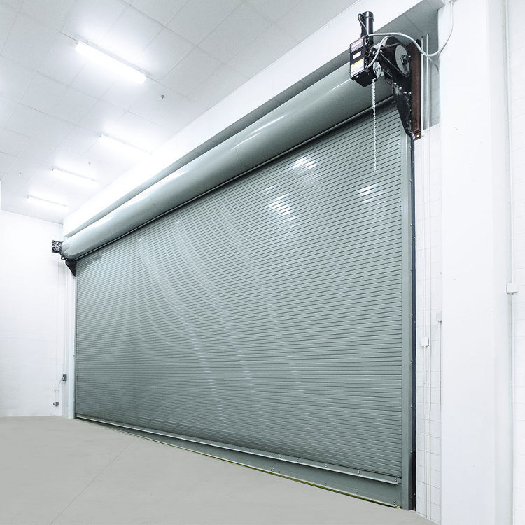 Overhead Coiling Doors Does Your Warehouse Need Them