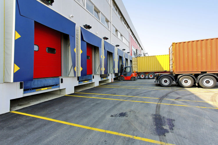 Vehicle Restraints For Loading Dock Safety