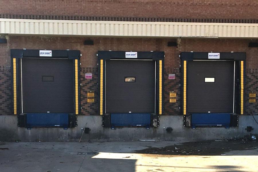 loading dock shelters