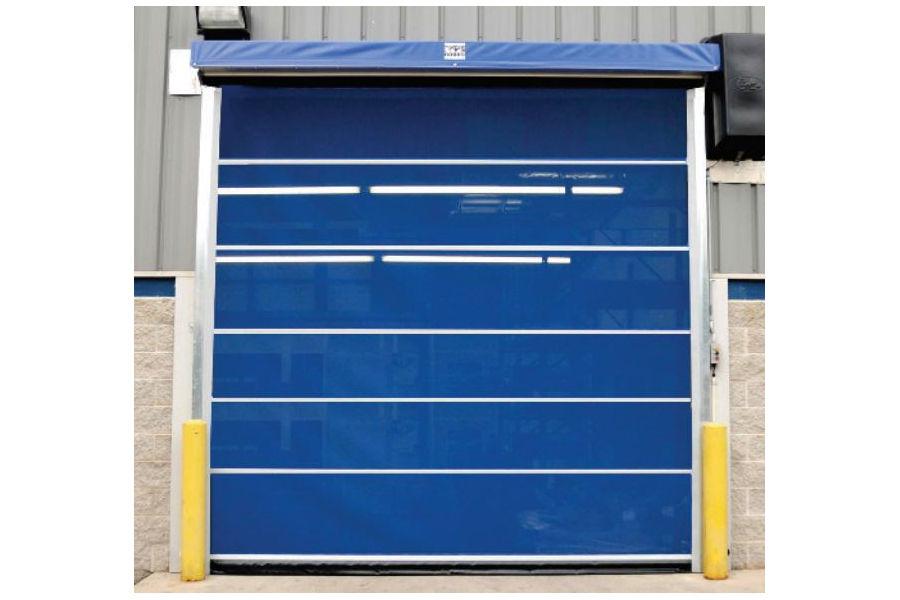 vinyl overhead garage doors