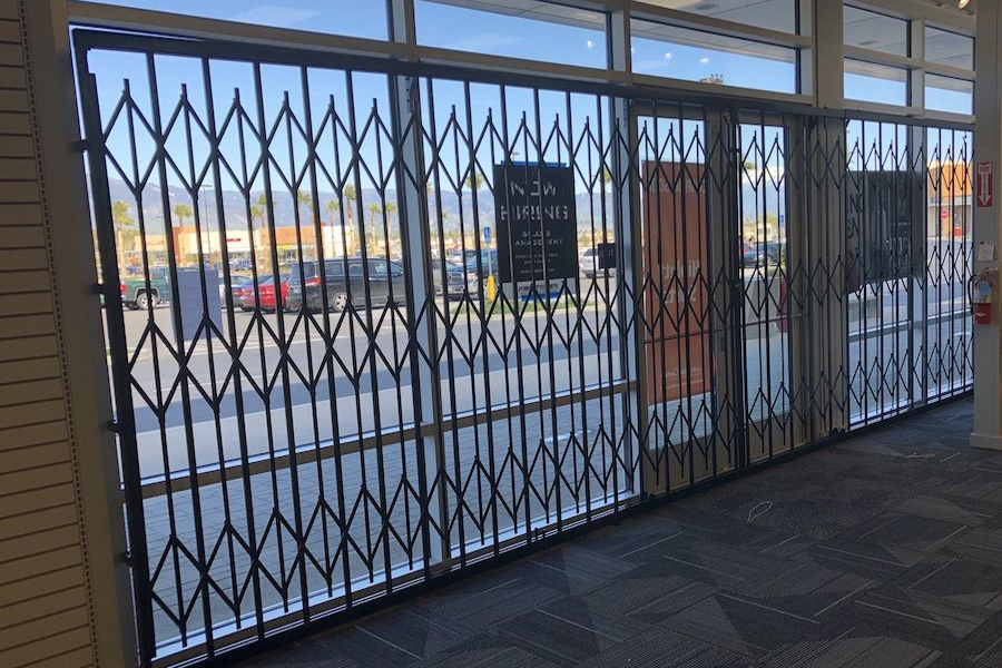 Storefront Security Gate - C11