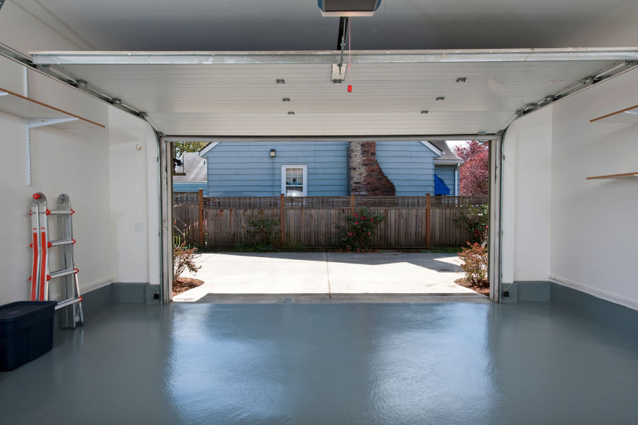 residential garage door maintenance