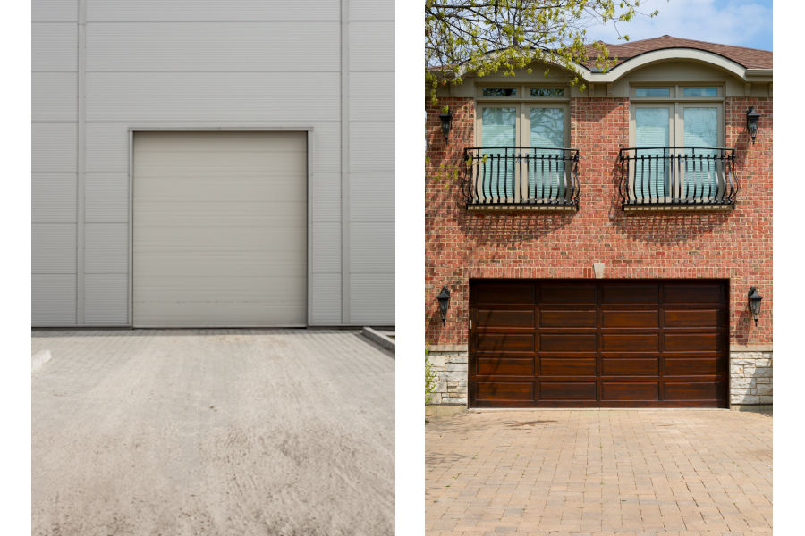 commercial and residential overhead doors