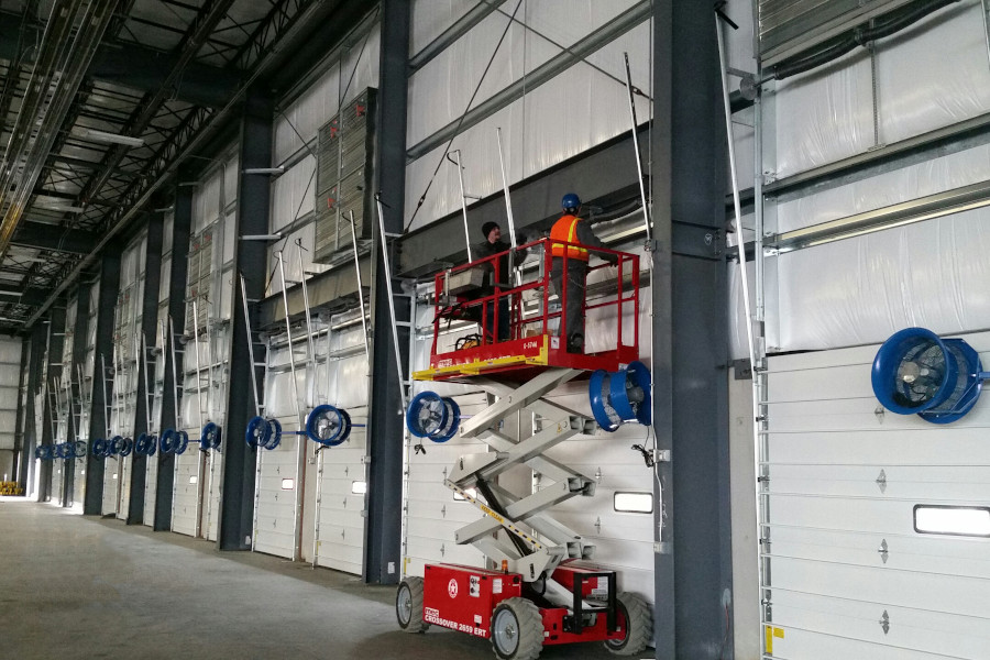 Commercial Door Sales & Installation Services