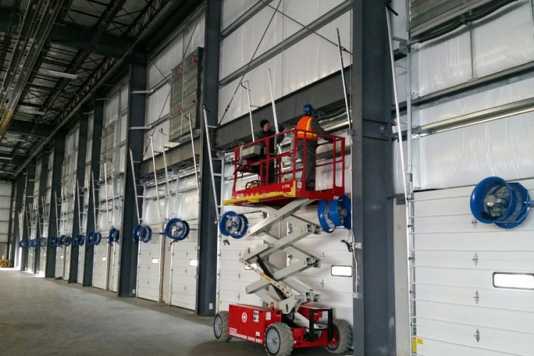 Commercial Door Sales & Installation Services