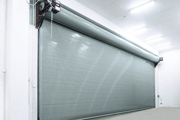 Insulated Coiling Overhead Doors