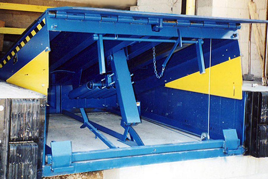 Loading Dock Leveler - C5