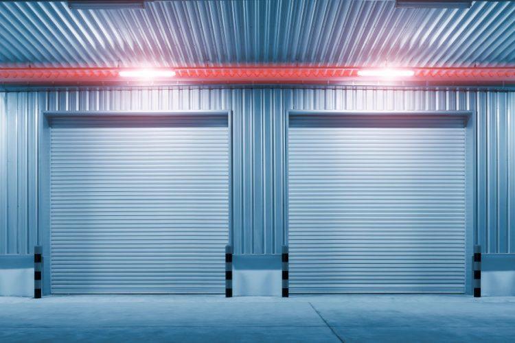 coiling overhead doors